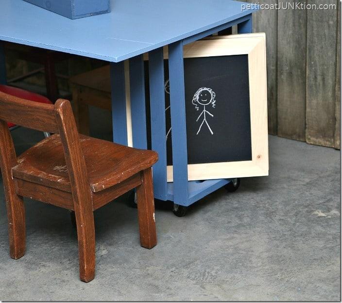 diy chalkboard Petticoat Junktion