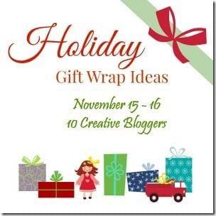 gift wrap logo