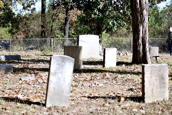 Old Owen Cemetery Griffith Springs Arkansas