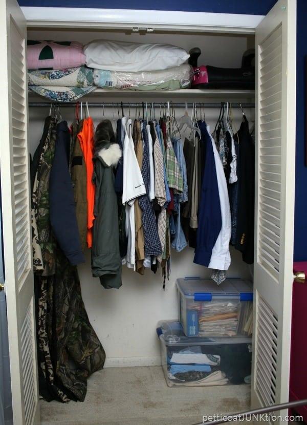 bedroom organization Petticoat Junktion 10