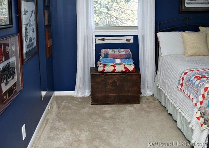 bedroom organization Petticoat Junktion 14