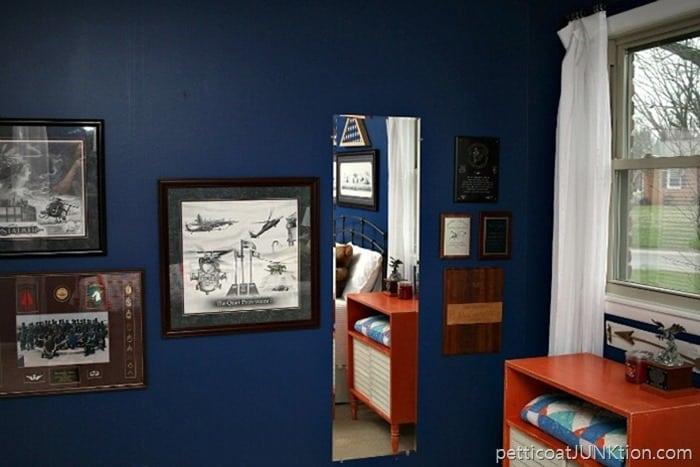 bedroom organization Petticoat Junktion 2