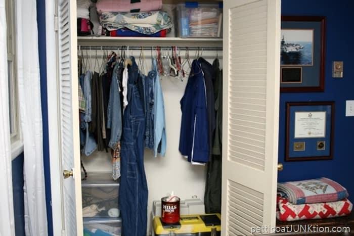 bedroom organization Petticoat Junktion 4