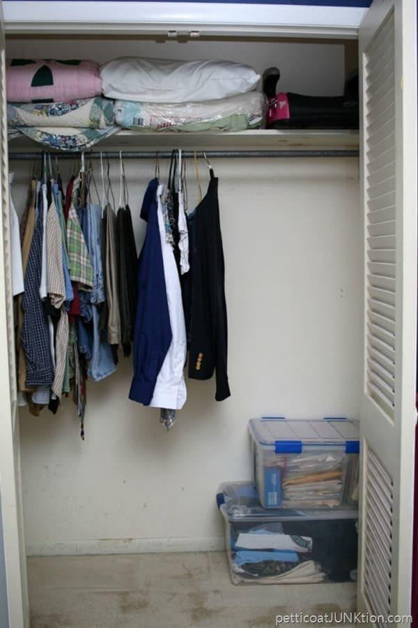 bedroom organization Petticoat Junktion 8