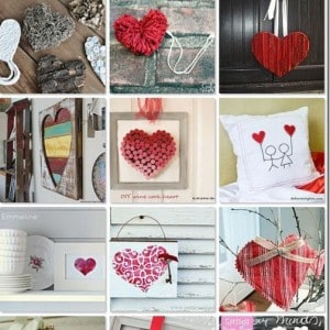 Happy Hearts DIY Projects