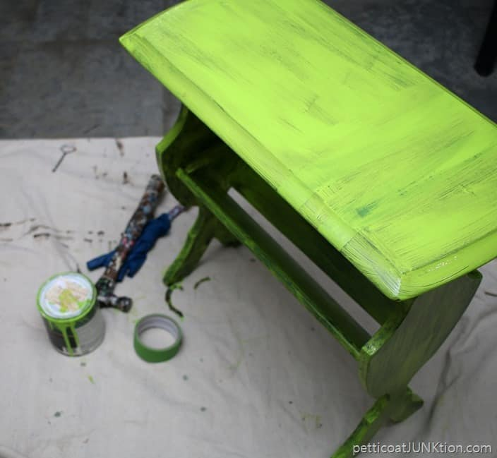paintting furniture Petticoat Junktion