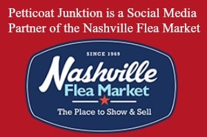 social media partner Nashville Flea Market