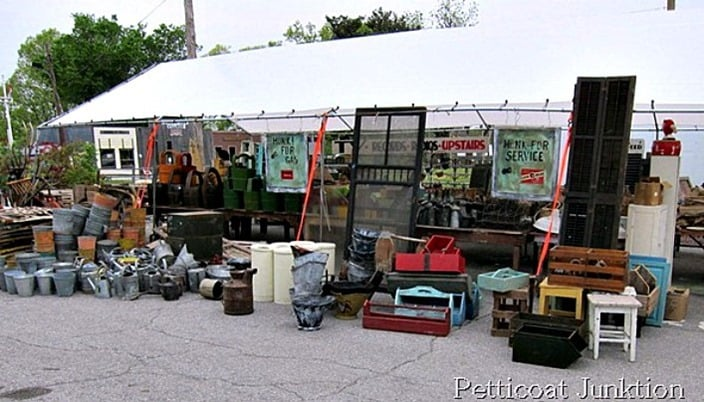 Everything You Always Wanted To Know About The Nashville Flea Market