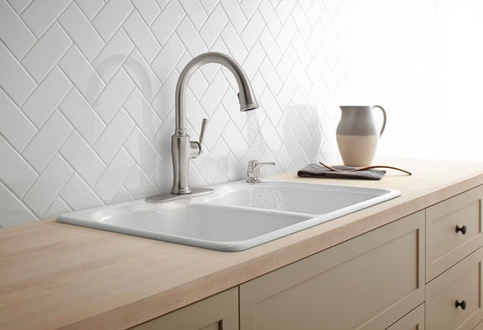 A Loose Screw Has Me Dreaming Of A New Kitchen Faucet Petticoat