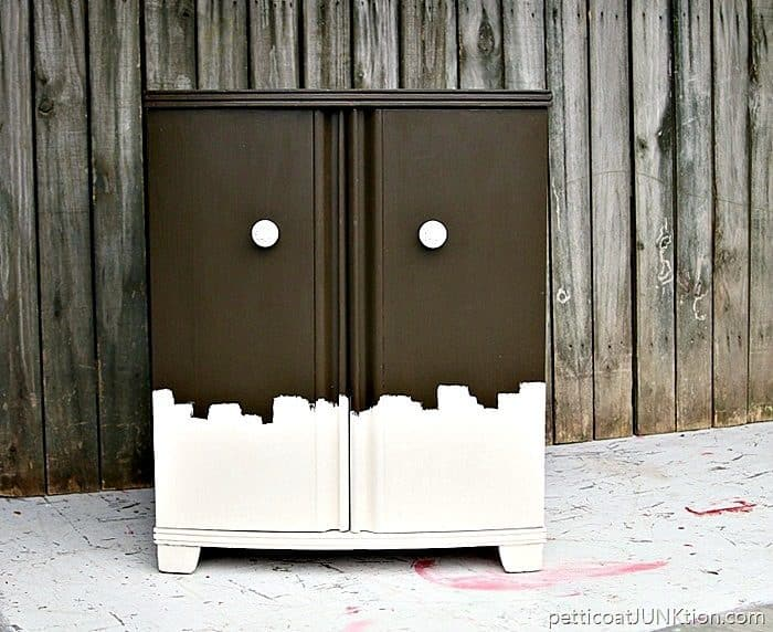 modern furniture paint finish