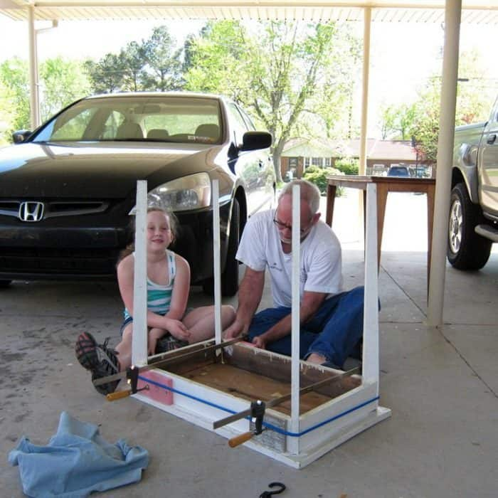 Repairing Furniture With The Junktion Technical Specialist