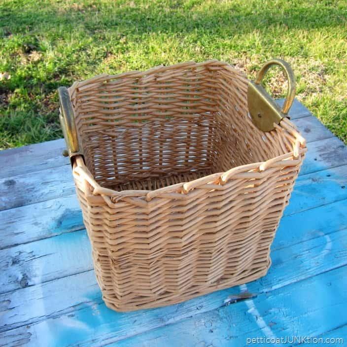 basket project Petticoat Junktion