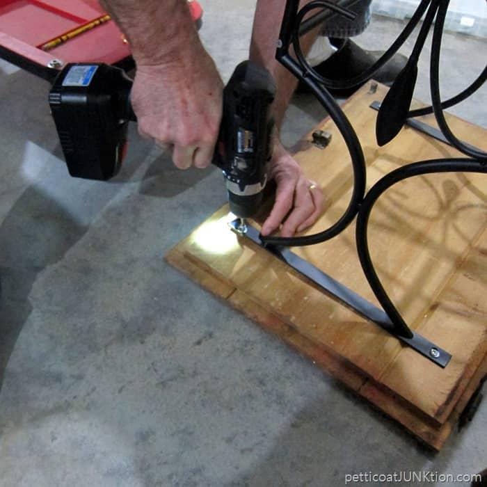 lighted drill