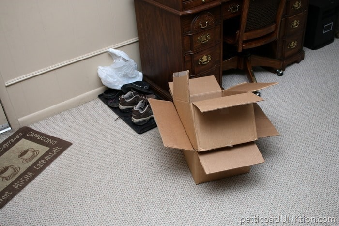 Do you want to see what our house really looks like Petticoat Junktion boxes