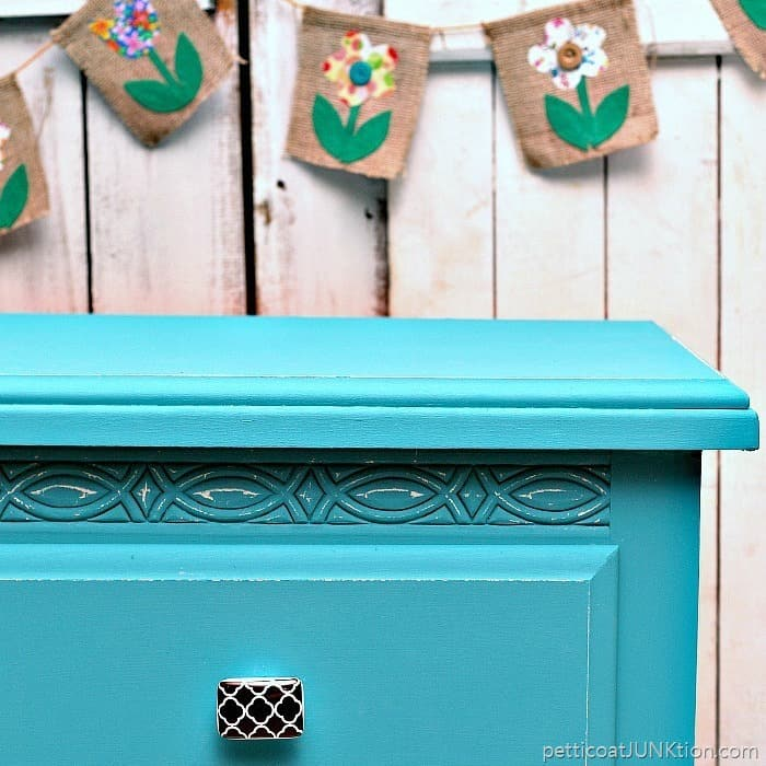 How Decorative Knobs Add Charm To Painted Furniture Petticoat Junktion