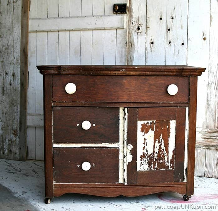 How To Love Antique Furniture Flaws And All Petticoat Junktion 1