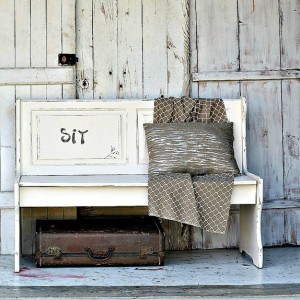 Farmhouse Style Furniture Makeover Full Of Surprises
