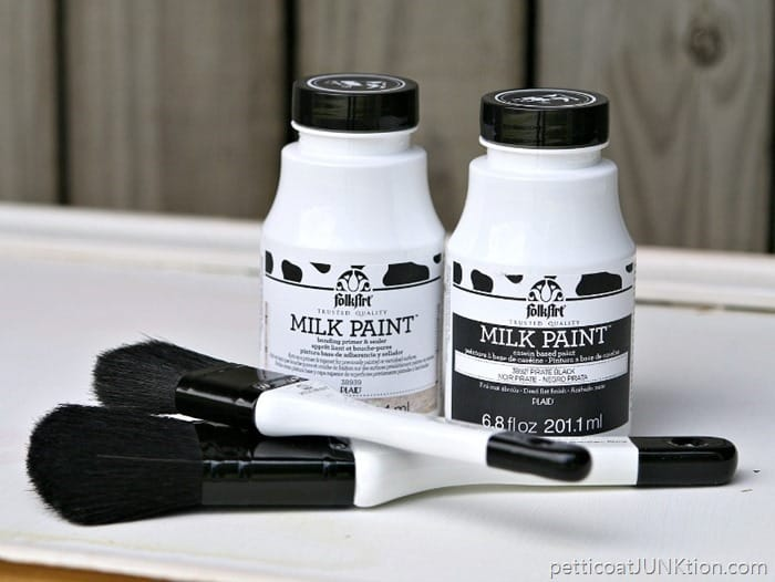 FolkArt Milk Paint Products