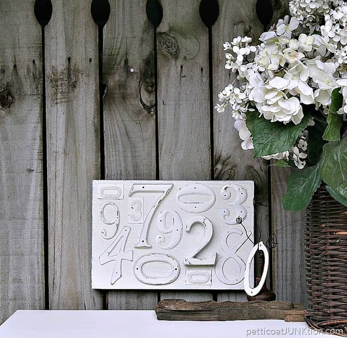 Decorative Wall Art | Hammer And Nails Not Required - Petticoat Junktion