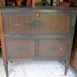 Flea Market Furniture Finds Will Keep Me Busy
