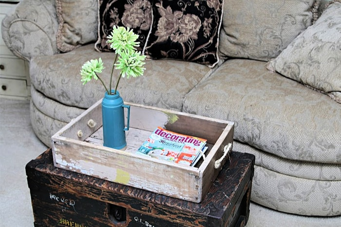 recycle an old drawer