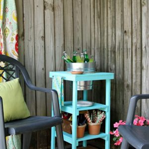 How To Build A Multi Purpose Beverage Station