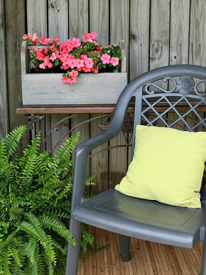 How To Make Unfinished Wood Look Like Weathered Barnwood Petticoat Junktion project