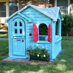 Little Tikes Playhouse Extreme Paint Makeover