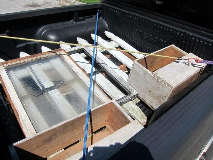 hauling junk finds home Petticoat Junktion