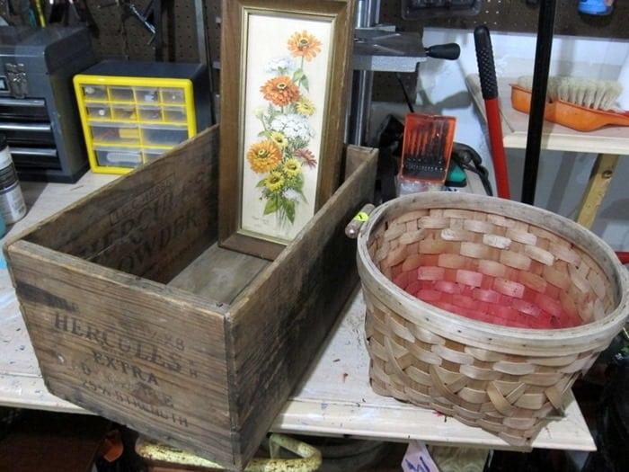treasured finds 400 Mile Yard Sale