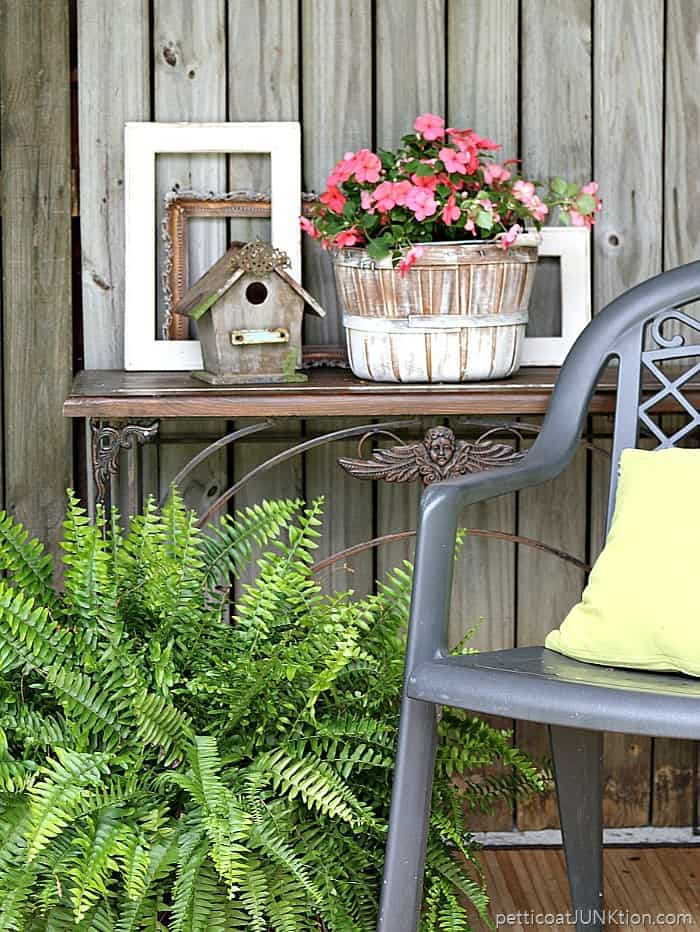 white farmhouse decor Petticoat Junktion white paint turns fixer upper finds in to beautiful home accessories