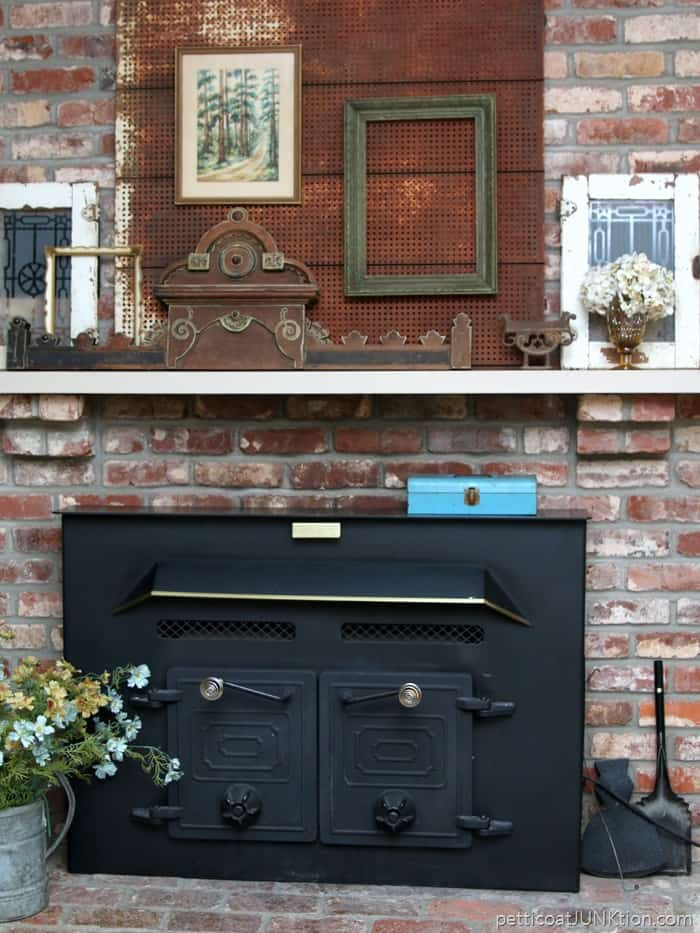 7 Tips To Make Mantel Decorating A Breeze Petticoat Junktion