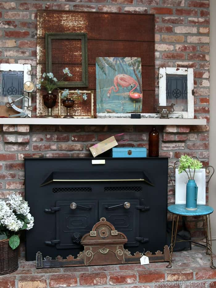 Decorate Your Mantel Without Breaking The Bank