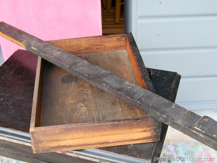 Furniture Makeovers Involve Drawer Repairs