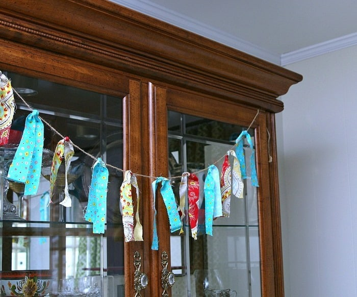 Hang A Fabric Garland Petticoat Junktion