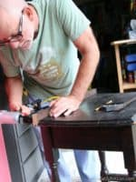 Furniture Makeovers Involve Repairs And Mistakes