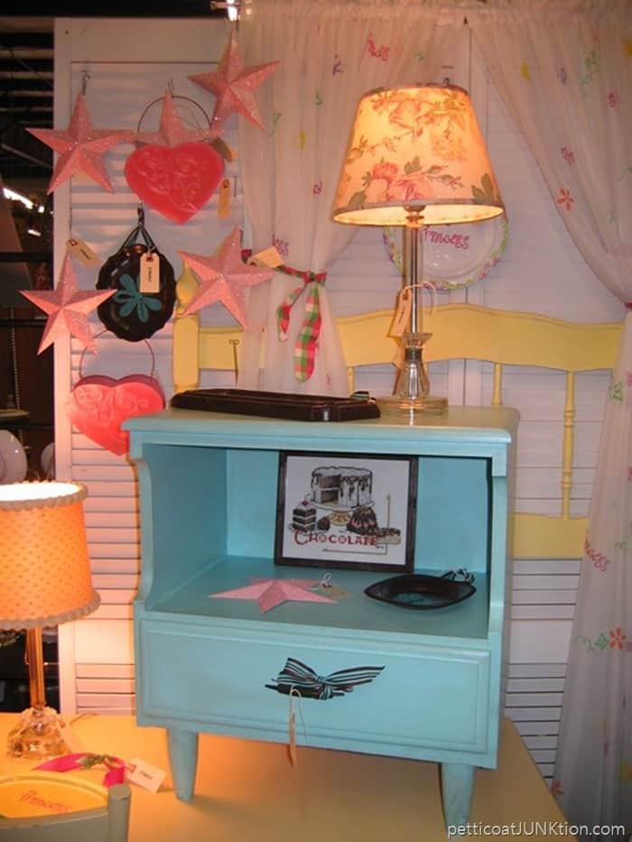Alyssas Antique Depot Florida my first booth