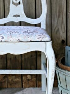 Pre-Mixed Paint Colors Match The Fabric!