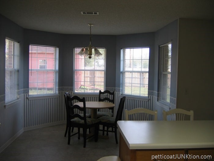 Florida house dining room