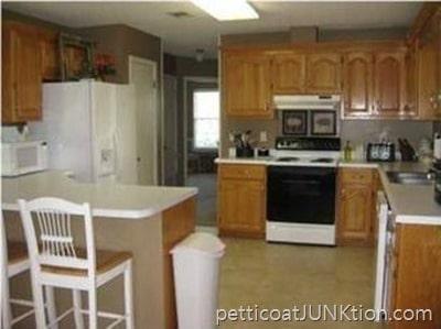 Florida house kitchen