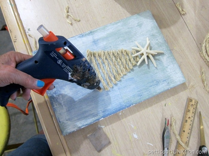hot glue for craft projects