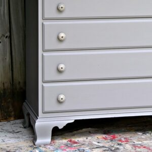 paint furniture gray