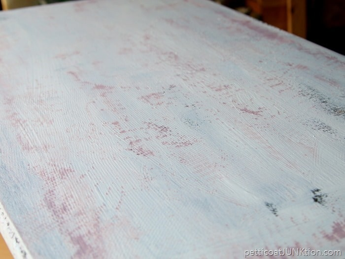 wood color bleeding through paint and primer