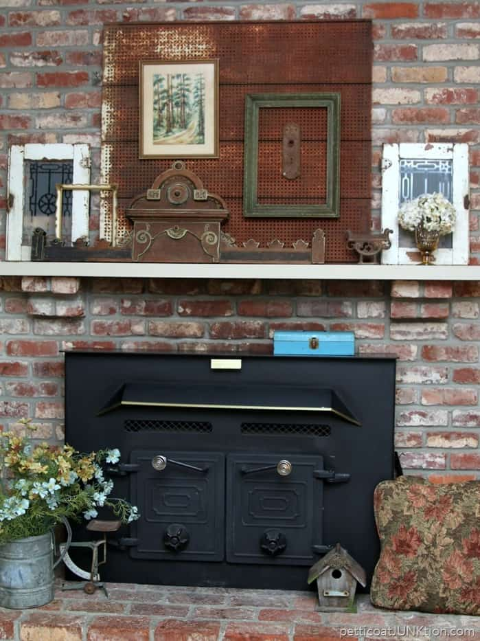 7 Tips To Make Mantel Decorating A Breeze Petticoat Junktion home decor project