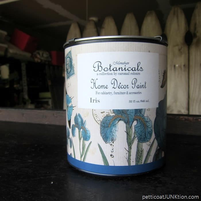 Botanicals Paint from Caromal Colours Petticoat Junktion project