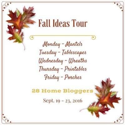 Fall Ideas Tour 2016