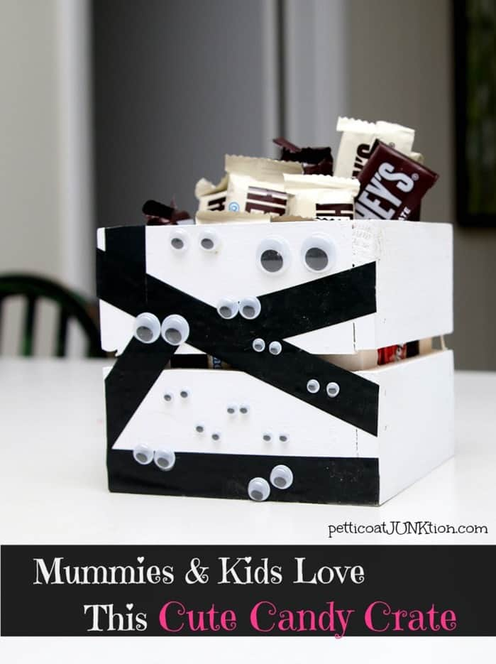 Mummies and Kids Love This Cute Candy Crate