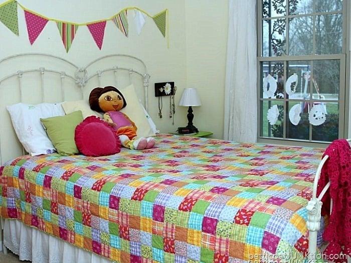 granddaughters bedroom