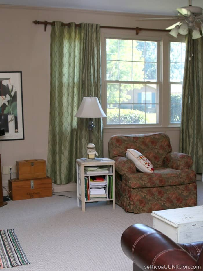 large den and selecting new flooring to fit our lifestyle