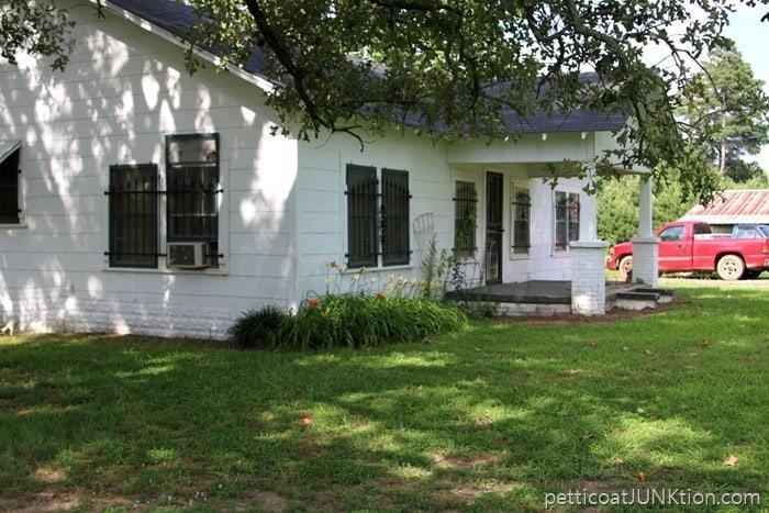 Grandparents Home Petticoat Junktion Arkansas Story